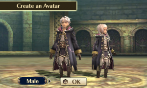 Character creation is always a cool feature, so let's hope Fire Emblem If expands upon it.